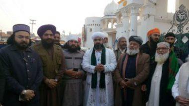 Nankana Sahib Gurdwara Attacked in Pakistan: Muslim Delegation Meets Sikhs at Shrine, Condemns Mob Attack