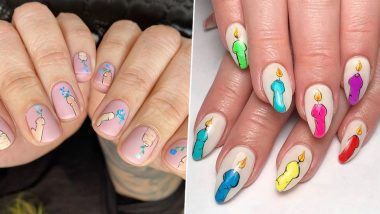 Penis-Themed Manicures: D*ck Nail Art Take over Instagram! Check out Some of the Most Interesting Nail Art Designs