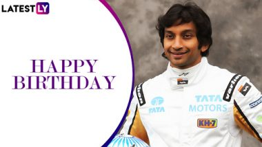 Happy Birthday Narain Karthikeyan: Here Are Some Lesser Known Facts About India's First Formula One Racer