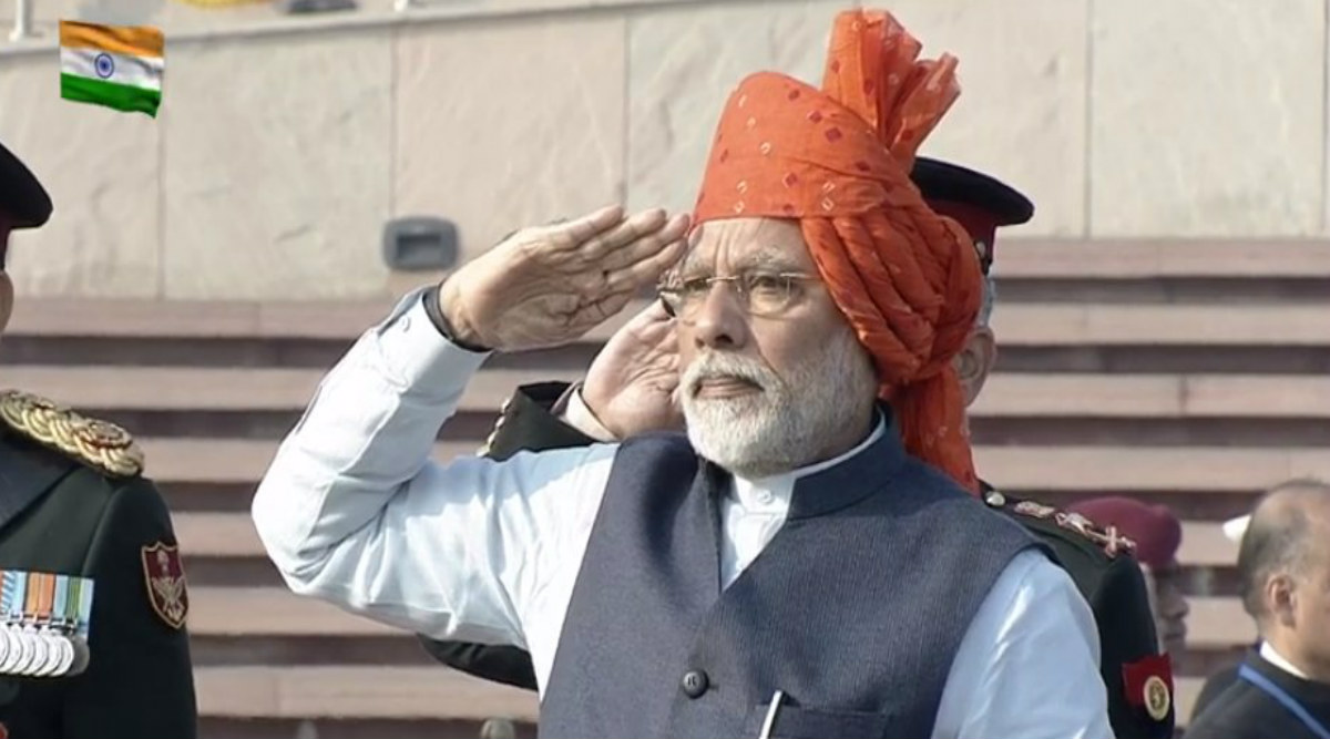 Republic Day 2020: PM Narendra Modi Lays Wreath at National War Memorial For First-Ever Time on R-Day