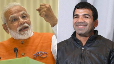 Virender Singh, Specially-Abled Wrestler, Invites PM Narendra Modi to His Wedding Ceremony On Twitter (See Post)