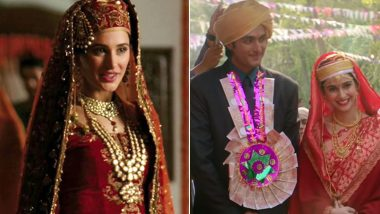 Sadia's Beautiful Kashmiri Bridal Avatar in Shikara Song Shukrana Gul Khile Will Remind You of Nargis Fakhri's Pheran Look From Rockstar! (Watch Video)