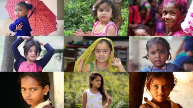 National Girl Child Day 2020 in India: Date, History, Significance and Objectives of the Special Day Observed on January 24
