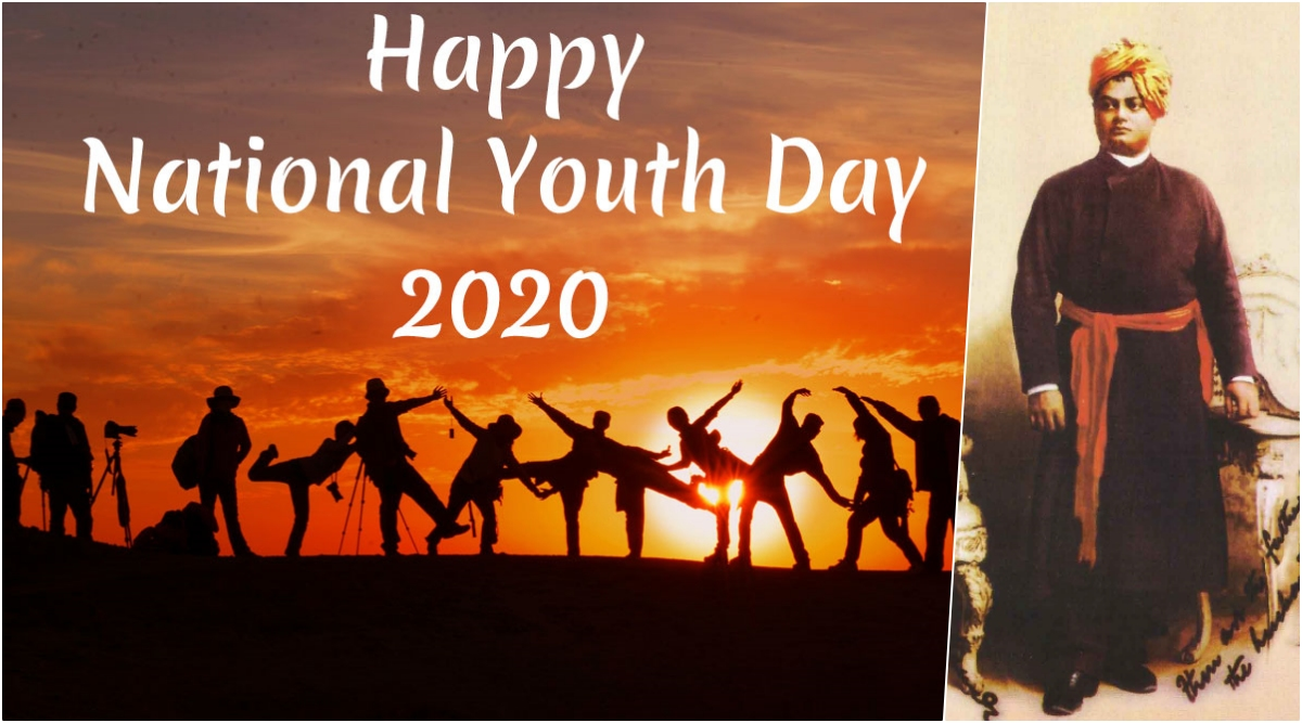 National Youth Day 2020 Date and Significance: Know History, Theme and Celebrations to Mark Swami Vivekananda's Birth Anniversary