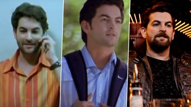 Neil Nitin Mukesh Birthday Special: From Johnny Gaddaar to Saaho, Best Performances of the Actor That Prove His Versatility and How!