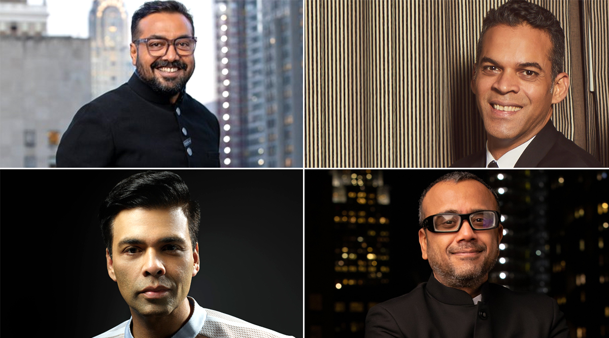 Netflix Announces 4 Indian Films For 2020, Courtesy Anurag Kashyap, Karan Johar, Vikramaditya Motwane and Dibakar Banerjee (Read Tweet)