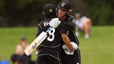 New Zealand U19 vs Japan U19 Live Streaming Online of ICC Under-19 Cricket World Cup 2020: How to Watch Free Live Telecast of NZ U19 vs JPN U19 CWC Match on TV