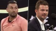 Nick Kyrgios Mimicking Rafael Nadal Pre-Serve Ritual Goes Viral As Two Players Lock Horns in Australian Open 2020 (Watch Video)