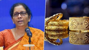Union Budget 2020: Modi Govt Mulls Cut in Import Duty on Gold, Aims to Push Exports of Indian Jewellery in Global Market