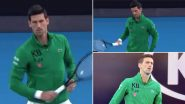 Novak Djokovic Pays Emotional Tribute to Late Kobe Bryant, Defending Australian Open Champion Dons Jacket With NBA Legend's Initials on It