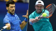 Novak Djokovic vs Tatsuma Ito, Australian Open 2020 Free Live Streaming Online: How to Watch Live Telecast of Aus Open Men's Singles Second Round Tennis Match?