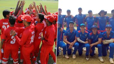 Live Cricket Streaming of Oman vs Namibia, ODI 2020 Online: Watch Free Live Telecast of ICC Cricket World Cup League 2 Series OMN vs NAM Match