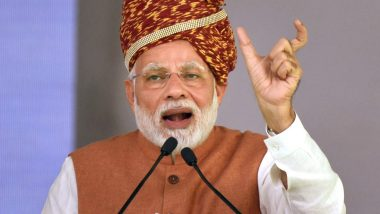 PM Narendra Modi Extends Greetings on Eid ul-Fitr
