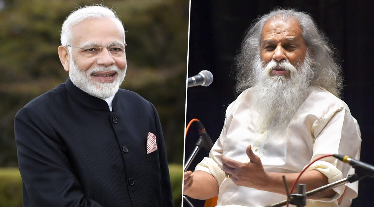 KJ Yesudas Turns 80 and PM Narendra Modi Extends His Heartfelt Wishes to the Legendary Singer on Twitter!