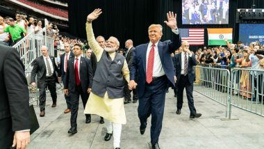 'Namaste Trump' Event Organised by Donald Trump Nagrik Abhinandan Samiti, All Invites Issued by Them: MEA