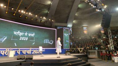 Pariksha Pe Charcha 2020: PM Narendra Modi Interacts With Students Over Exam Stress, Success And Career
