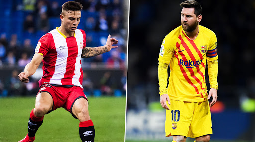Lionel Messi Picks Girona Defender Pablo Maffeo As Toughest Man-Marker He Has Faced