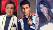Padma Awards 2020: Karan Johar, Adnan Sami and Ekta Kapoor Feel Elated on Being Conferred Padma Shri