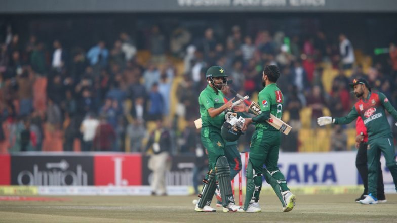 Pakistan vs Bangladesh Live Cricket Score, 3rd T20I 2020: Get Latest Match Scorecard and Ball-by-Ball Commentary Details for PAK vs BAN From Lahore