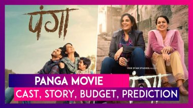 Panga: Cast, Story, Budget, Prediction Of The Kangana Ranaut, Richa Chadha & Jassi Gill Starrer