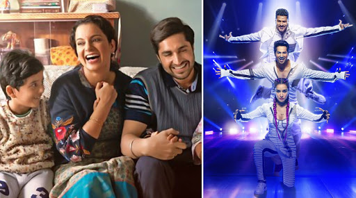 Street Dancer 3D Vs Panga Box Office Collection: Varun Dhawan-Shraddha Kapoor's Film Beats Kangana Ranaut's Film In The Morning Shows