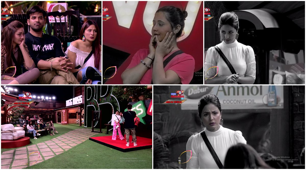 Bigg Boss 13 Poll Story: Are Paras Chhabra and Mahira Sharma Right In Asking Rashami Desai To Shave Off Her Eyebrows? Vote Now