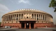 Coronavirus: Entry of MPs' Personal Assistants Into Parliament Restricted, Guests of Officials Below Joint Secretary Rank Not Permitted Inside Complex