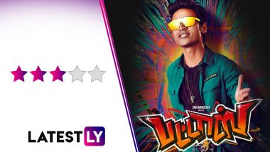 Pattas Review: Dhanush's Firecracker Performance Clubbed With Sneha's Strong Supporting Act Make This Film a Pongal Treat!