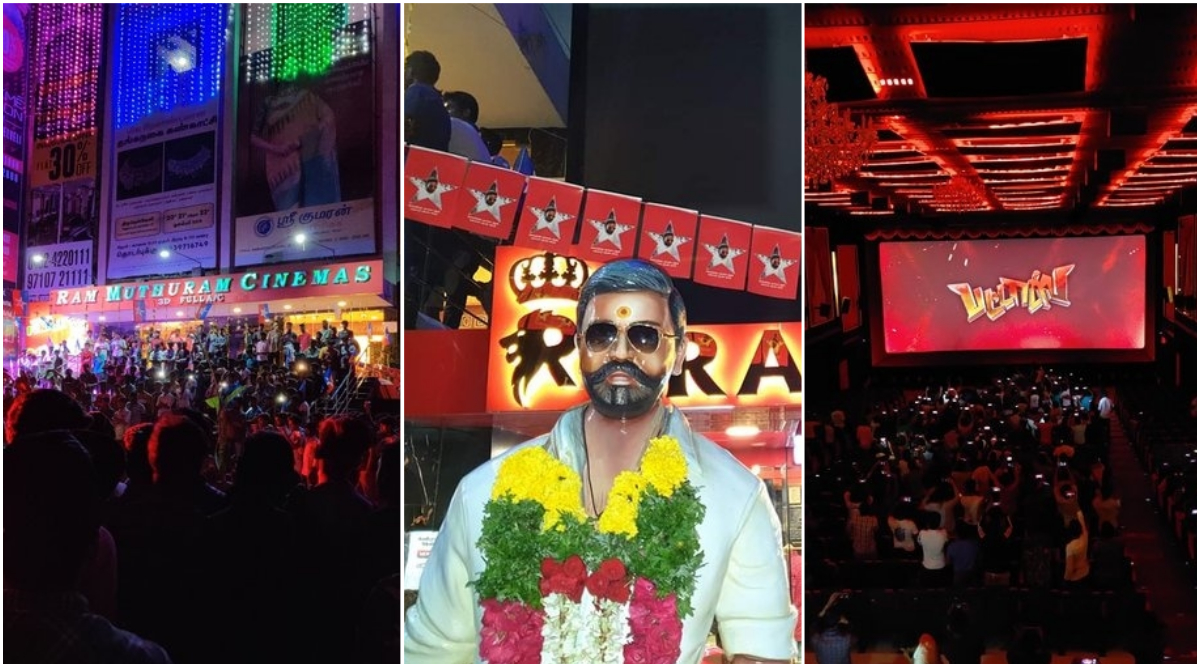 Pattas on Pongal 2020! Dhanush Fans Have a Double Celebration As They Throng the Theatres FDFS!