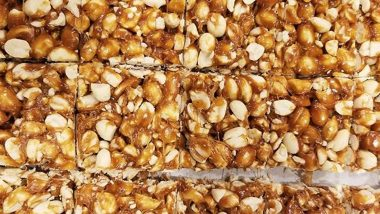 Chikki For Makar Sankranti 2020: Health Benefits of Traditional Festive Delicacy Peanut Chikki