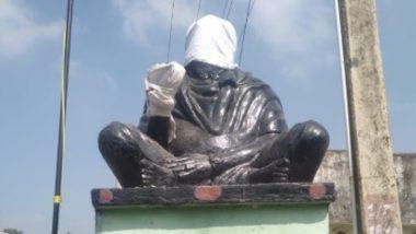 Periyar Statue Vandalised Near Kaliyapattai in Tamil Nadu's Chengalpattu; MK Stalin Demands Strict Action Against Culprits