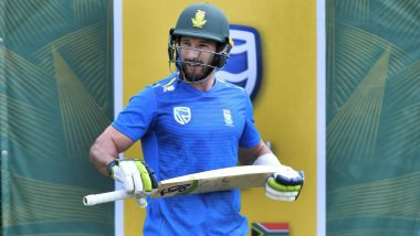 SA vs ENG, 2nd Test 2020: Pieter Malan's Fifty Keeps South Africa in the Hunt Against England
