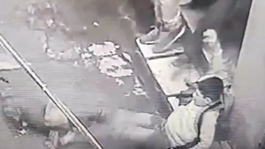 Pitbull Attacks Teenage Boy in Punjab, Video Goes Viral