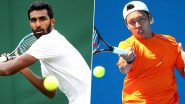 Prajnesh Gunneswaran vs Tatsuma Ito, Australian Open 2020 Free Live Streaming Online: How to Watch Live Telecast of Aus Open Men's Singles First Round Tennis Match?