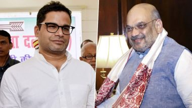 Prashant Kishor Takes 'Aap Chronology Samajh Lijiye' Jibe at Amit Shah, Dares Home Minister to Announce Nationwide NRC