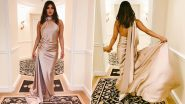 Grammys 2020: Priyanka Chopra Makes a Ravishing Appearance in a Sexy Beige Gown at the Pre-Event (View Pics)