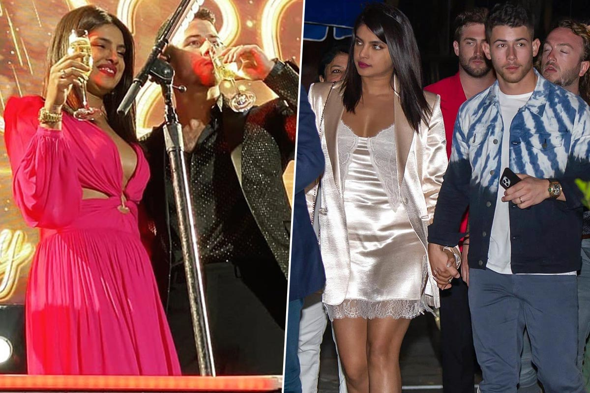 Priyanka Chopra Had a Pink Addiction and It Was All Kinds of Pretty!