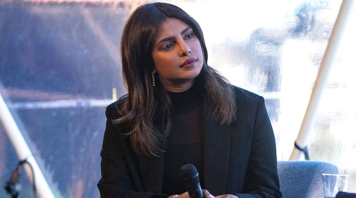 Priyanka Chopra To Attend Global Goal Live Concert Along With Miley Cyrus, Coldplay and More!