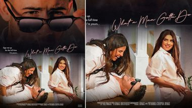 What a Man Gotta Do Music Video Poster: Priyanka Chopra and Nick Jonas Be Goofy In Love!