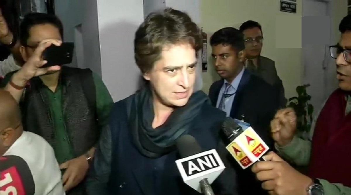 'Davinder Singh Was Working Under Whose Orders?' Priyanka Gandhi Demands Full Probe, Wants Treason Charges Invoked