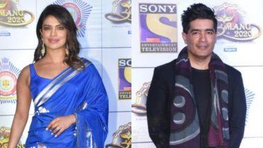 Priyanka Chopra Jonas Gives A Royal Ignore To Manish Malhotra At Umang 2020 - Watch Video
