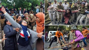 Universities on Boil: JNU Violence, Jamia Millia Islamia Attack, AMU Unrest And More; Campuses in India That Have Witnessed Uproar Over The Past Few Years