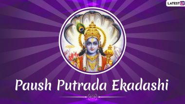 Paush Putrada Ekadashi 2020 Date and Shubh Muhurat: History, Significance and Puja Vidhi of This Auspicious Vrat