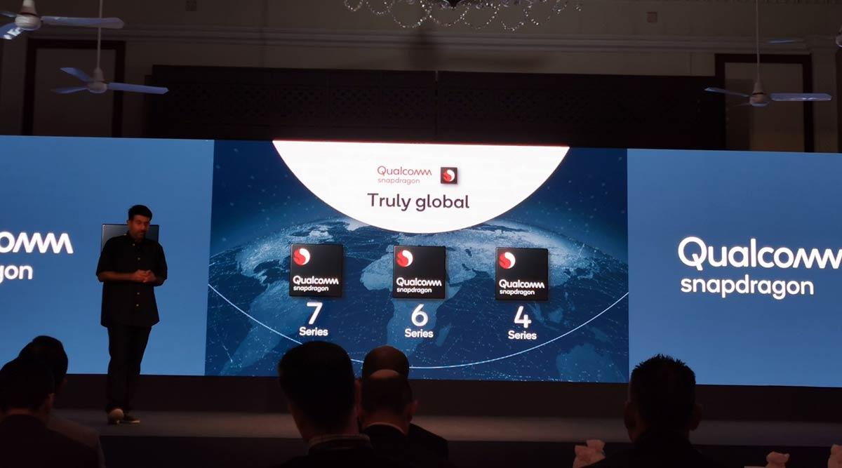 Qualcomm Unveils Three New Snapdragon Mobile Platforms in India