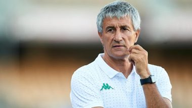 Barcelona Part Ways With Ernesto Valverde, Appoint Quique Setien as New Manager Until 2022