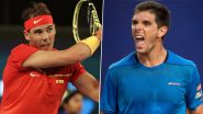 Rafael Nadal vs Federico Delbonis, Australian Open 2020 Free Live Streaming Online: How to Watch Live Telecast of Aus Open Men's Singles Second Round Tennis Match?