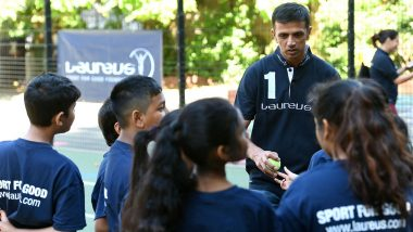 Rahul Dravid Celebrates 47th Birthday: BCCI Relives Former India Batsman's Knock of 153 Against New Zealand