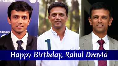 Rahul Dravid Birthday Special: All The Times When The Gentleman of Cricket Won Hearts Off The Field
