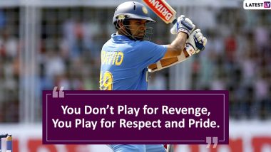 Rahul Dravid Quotes to Celebrate His 47th Birthday: Golden Words by Former Indian Captain That Are Truly Inspiring
