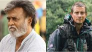 Rajinikanth Gets Injured While Shooting For Bear Grylls' Man vs Wild, Shoot Called Off in Bandipur